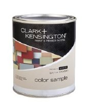 Clark Kensington Paint Primer in one Satin Premium Color Sample Пробник Код: 129A310