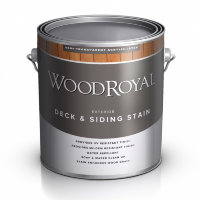 ФАСАДНАЯ ПРОПИТКА WOOD ROYAL DECK SIDING SEMI-TRANSPARENT LATEX STAIN 165a340