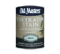 Пропитка на масляной основе Old Masters Penetrating Stain White