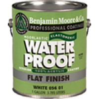 Benjamin Moore Краска фасадная 056. Water Proof Flat Finish