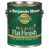 Benjamin Moore Краска фасадная 105. Flat Acrylic House Paint